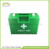 Установленная стеной коробка скорой помощи медицинской школы ABS непредвиденный