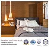 Muebles del hotel de cinco estrellas con el conjunto de dormitorio moderno del estilo (YB-W31)