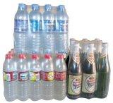 De automatische Fles krimpt de Verpakkende Machine van het Pakket van het Etiket van de Etikettering