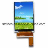 Venta caliente TFT de 3,5 pulgadas con resolución 320*480, pantalla LCD IPS