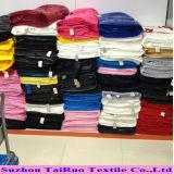 Tela 100% del tafetán del poliester para la tela de la guarnición de la ropa