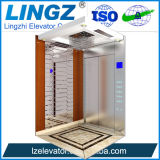 Гидровлический тип вилла/домашний лифт