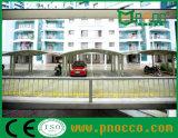El uso Pubilic Marco de aluminio policarbonato cochera alquiler de vivienda