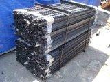강철 검술 Y 포스트 또는 까만 가연 광물 강철 별 말뚝