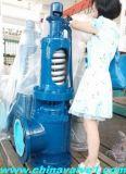 Température élevée à ressort et soupape de sûreté à haute pression