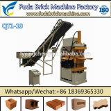 機械を作るQt1-10油圧出版物の自動ブロック