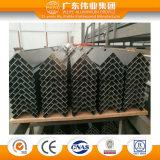 Bouwmateriaal van het Profiel van de Uitdrijving van het Aluminium van 90 Graad