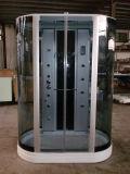 Persona de la cabina 2 de la ducha de la bisagra del marco de la aleación de aluminio del cuarto de baño
