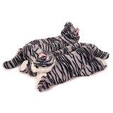 Тапочки кота плюша животные крытые