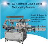 Автоматическая дважды с обеих сторон машины для маркировки продукции по уходу за кожей (MT-500)