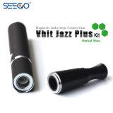왁스 Vape 분무기 플러스 담배 상표 Seego 최고 전자 Vhit 재즈