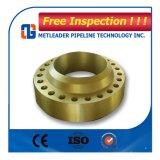 La norme ASTM A105 bride du tuyau en acier