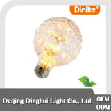 Ampoule incandescente de faible puissance de l'ampoule 1.2W d'Edison DEL de cru de l'ananas G95 pour décoratif de fantaisie