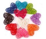 De kleurrijke Decoratie van de Decoratie DIY van de Bal van de Rotan van de Partij van het Huwelijk van de Verjaardag