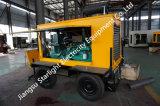 Portable et facile de déplacer la Chine 350kw générateur électrique mobile avec la société Wuxi moteur Diesel