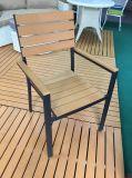 Les meubles placent la vue en aluminium dinant des meubles six présidences avec des Tableaux pour diner extérieur