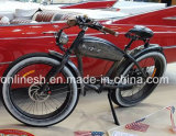 EU 36V, 13ah 250/500W/750W 포도 수확 광고 E 자전거 또는 게시판 전기 자전거 또는 바닷가 함 임대 전기 뚱뚱한 자전거 또는 향수 뚱뚱한 Pedelec 또는 Pedelec Retro 세륨