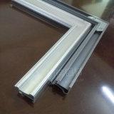 Perfil de extrusión de aluminio industrial estándar