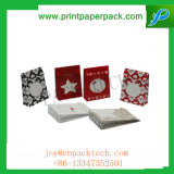 Sac personnalisé de papier d'emballage de cadeau de sucreries de Noël ou de mariage de mode
