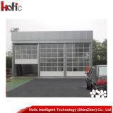 Obenliegender Wohnhaushalts-Hochgeschwindigkeitsgarage-Türen