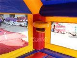 Gorila inflable del puente del carro de monstruo/castillo de salto inflable para los niños Chb255
