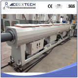 Extrudeuse jumelle conique de pipe de la vis Machine/PVC