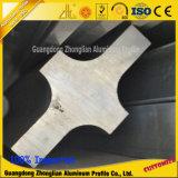 Profil en aluminium de anodisation de fente de V pour la chaîne de production en aluminium