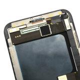 Peças do LCD do telefone de pilha para o iPhone X 8X, para o digitador do toque do iPhone X LCD