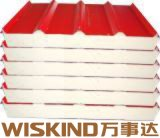 Cor do painel do tipo sanduíche de EPS de aço para Material Casa prefabricadas