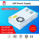 12V 30A SMPS pour d'éclairage LED 350W