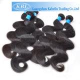 Cheveux humains brésiliens d'onde normale de corps de Kbl