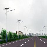delight De Al06 IP67 LED 모듈 태양 에너지 LED 가로등