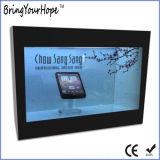 10インチ透過LCDの表示のショーケース(XH-DPF-102C)