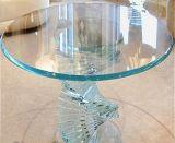 يليّن واضحة زجاجيّة مستطيلة زجاج أعلى