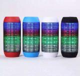 Lumières colorées de haut-parleurs stéréo de subwoofer de Bluetooth d'orateur de Bluetooth de musique légère de pouls