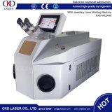 精密Prosessingのための携帯用点YAGの溶接レーザー機械