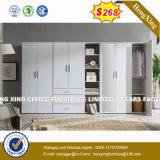 El chino moderno de muebles de dormitorio barato Armario metálico brillante (HX-8NR0773)