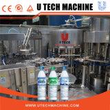 U, das reines Mineralwasser-Flaschenabfüllmaschine Technologie-Füllt