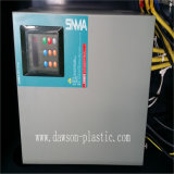 10L HDPE/PE 물 물통 가득 차있는 자동적인 생산 라인 밀어남 중공 성형 기계