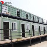 Casa poco costosa del contenitore dell'acciaio della Cina 20FT da vendere