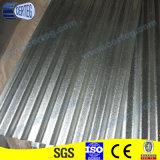 Strato d'acciaio ondulato del tetto del tetto galvanizzato qualità principale Sheet/Gi