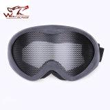 Los rayos UV400 de malla malla táctico gafas Paintball Airsoft gafas de sol todo incluido en el exterior de protección de los ojos de caza de los engranajes Accesorios