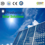 Riduzione del comitato solare monocristallino 280W di PV di applicazione di inquinamento