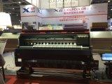 Xaar 1201 Rouleau à l'UV Numérique de l'impression de la machine avec 4x Tête d'impression PC6-2204XUV