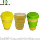 新製品生物分解性BPA Freen Composableのタケファイバーのコーヒー・マグ