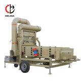 機械豆の精穀機械シードの選択スクリーンをきれいにする穀物のクリーンエアースクリーンの洗剤の米の不純物