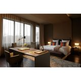 Scrittorio di scrittura di legno della camera di albergo di disegno moderno da vendere