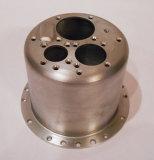 Spinning y mecanizado de metal para material de cobre