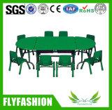 Estudio de los niños de diseño de tablas de madera mesa para niños (SF-59C)