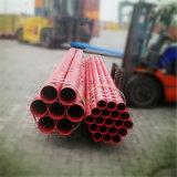 防火システムのためのASTM A795 UL FMのスプリンクラーの鋼管
